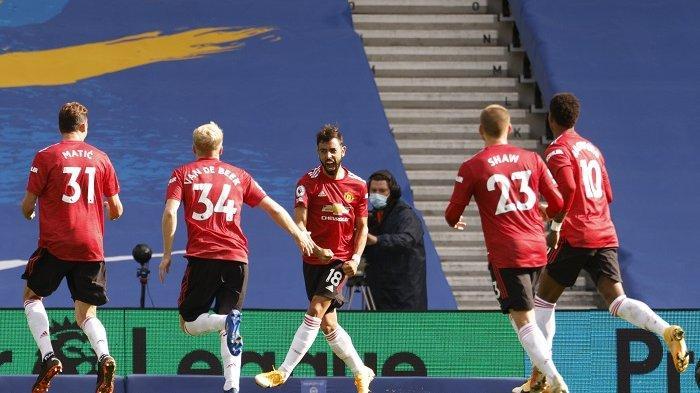 Jadwal Liga Champions – Manchester United Boyong 25 Pemain, van de Beek & Cavani Masuk dalam Skuat