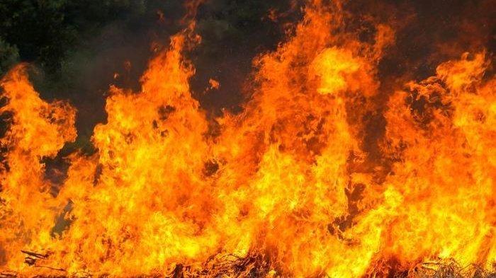 Orangtua Sedang di Gereja, Seorang Balita Tewas Terjebak di Dalam Rumah yang Terbakar