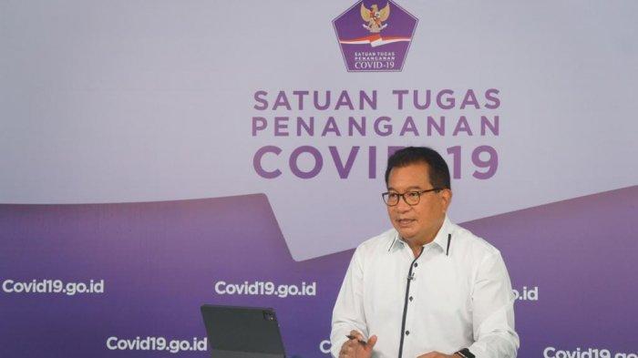 Satgas Soroti 21 Kabupaten/Kota dengan Skor Mendekati Zona Merah Penyebaran Covid-19
