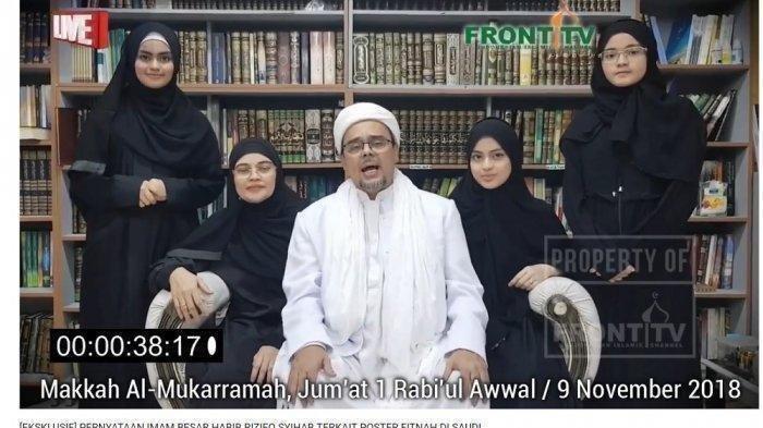 Syafirah Najwa Shihab: Putri Keempat Habib Rizieq yang Bakal Menikah 14 November 2020 Mendatang