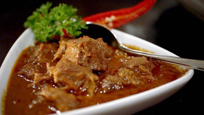 Lebih Praktis! Resep Rendang Daging Sapi dengan Rice Cooker