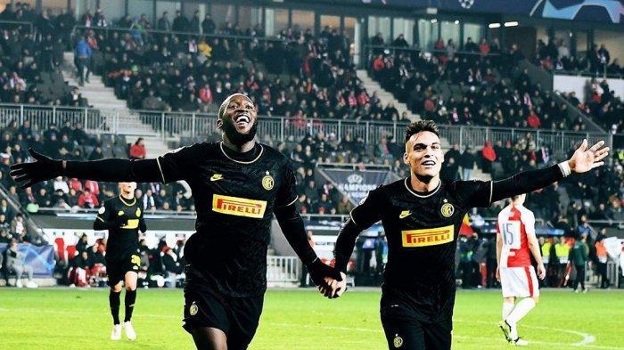 Susunan Pemain Genoa vs Inter Milan, Tim Tamu Andalkan Duet Lukaku & Lautaro, Tayang RCTI Akses Sini